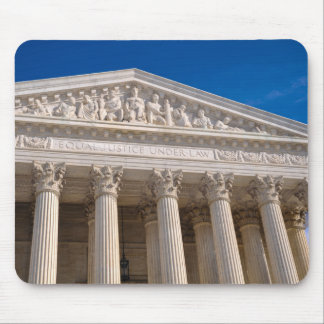 Supreme Court of the United States of America Mouse Pad