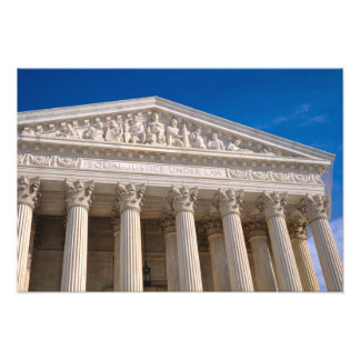 Supreme Court of the United States of America Photo Print