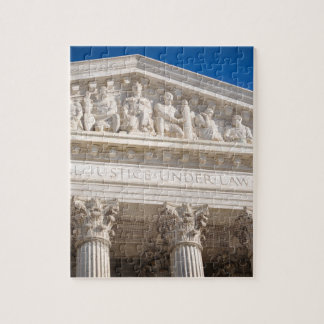 Supreme Court of the United States of America Puzzles