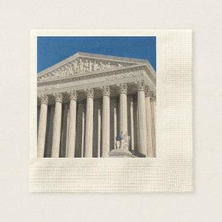 Supreme Court of the United States Paper Napkin
