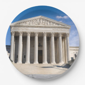 Supreme Court of the United States Paper Plate