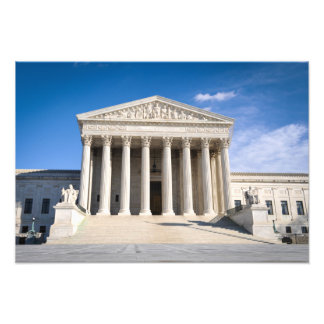 Supreme Court of the United States Photo Print