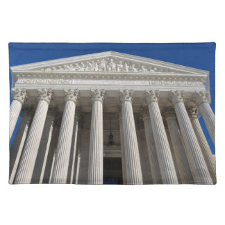 Supreme Court of the United States Placemat
