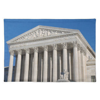 Supreme Court of the United States Placemats