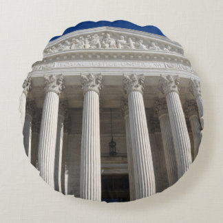 Supreme Court of the United States Round Pillow