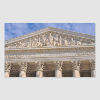 Supreme Court of the United States Sticker