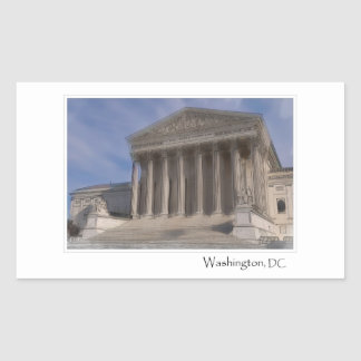 Supreme Court of the United States Sticker