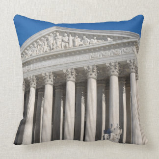 Supreme Court of the United States Throw Pillow