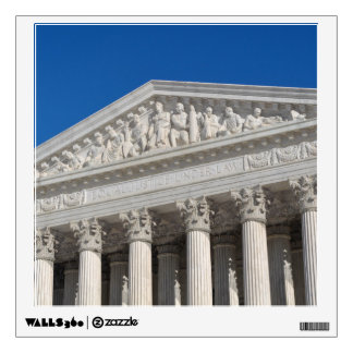 Supreme Court of the United States Wall Decal