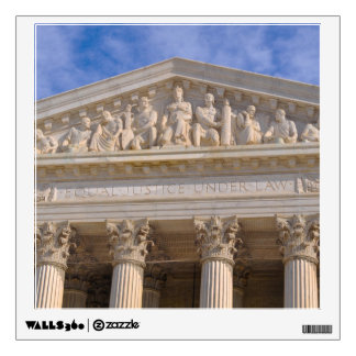 Supreme Court of the United States Wall Sticker