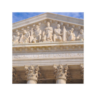 Supreme Court of United States Canvas Print