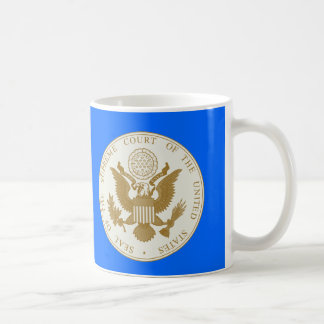 SUPREME COURT SEAL COFFEE MUG