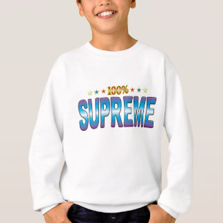 Supreme Star Tag v2 Sweatshirt