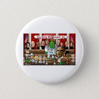 Supremes vs. ObamaCare 3 2 Inch Round Button