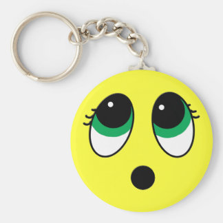 """Suprise"" Smiley Face Assortment Keychain"