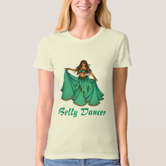 Sura Middle Eastern Belly Dancer T-Shirt