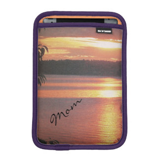 Sure As the Sun Sets iPad Mini Sleeve