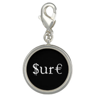 Sure funny money charms