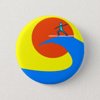Surf 2 Inch Round Button