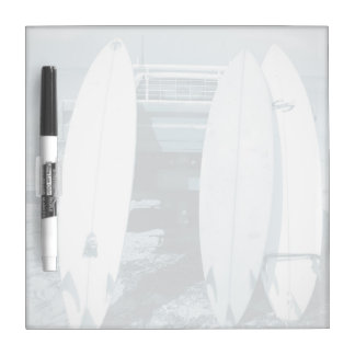 Surf 3 surfboards quiver blue surfboard surfing dry erase board
