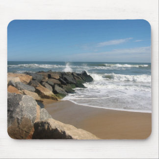Surf and Sand Mouse Pad