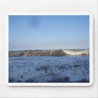 Surf At North Preston Beach In Paignton Mouse Pad