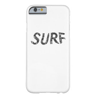 Surf  beach loving surfers skaters surfing board barely there iPhone 6 case