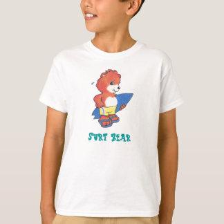 Surf bear shirt
