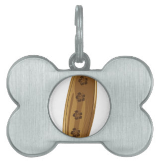 Surf Board Pet Tag