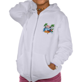 Surf boarder pullover