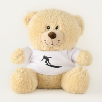 Surf Boarding Teddy Bear