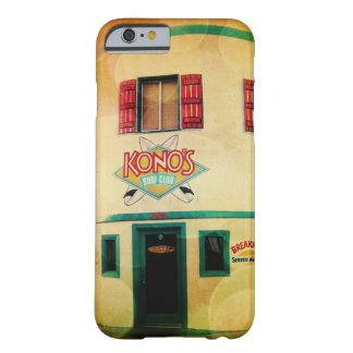 Surf Cafe Barely There iPhone 6 Case