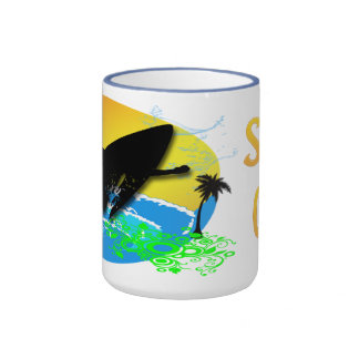 Surf Club - Surfer Mug