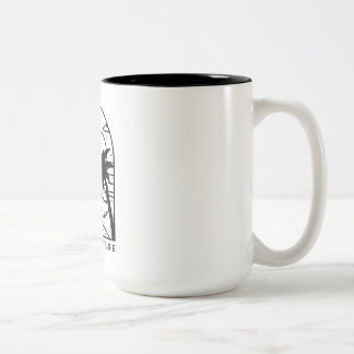 Surf Culture Two-Tone Coffee Mug