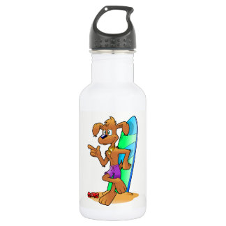 Surf Dog 532 Ml Water Bottle