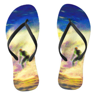 Surf Dreams Flip Flops