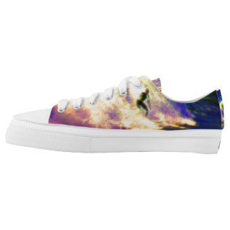 Surf Dreams Low-Top Sneakers