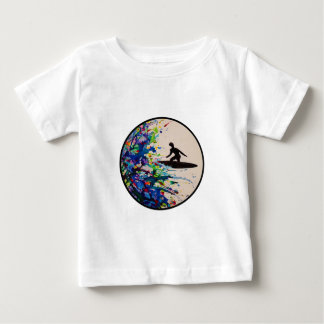 Surf Explosion Baby T-Shirt
