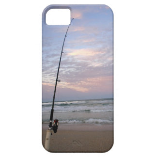 Surf Fishing Beach Scene iPhone 5 Covers