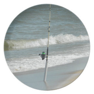 Surf Fishing Plate