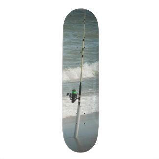 Surf Fishing Skate Board