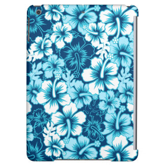 Surf floral hibiscus cover for iPad air