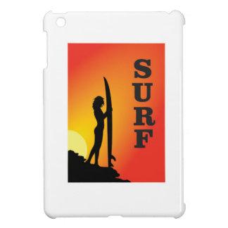 surf girl case for the iPad mini