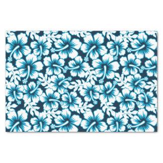 Surf graphic floral tissue paper