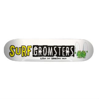 Surf Gromsters deck Custom Skate Board