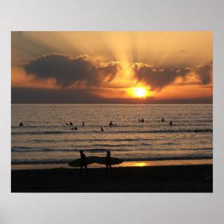 Surf Heaven Poster