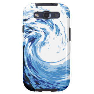 Surf in the sea galaxy SIII case