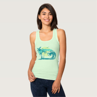 Surf league tank top