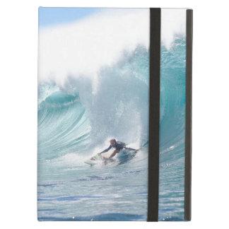 Surf Legend Rochelle Ballard Surfing Hawaiian Wave Cover For iPad Air