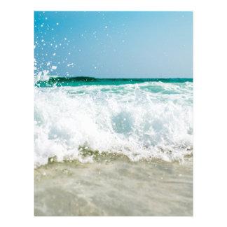 surf letterhead